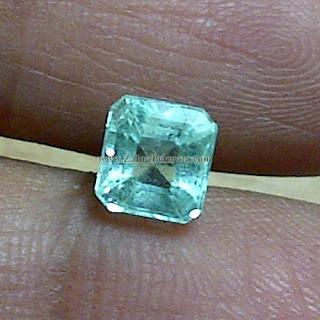 Batu Permata Emerald Zamrud Colombia - ZP 879