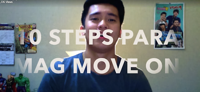 10 Steps to Move On by Kimpoy Feliciano