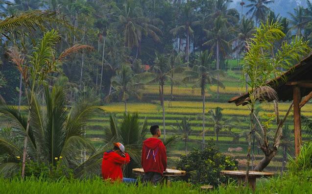 Wisata Taman Langit Banjar Licin