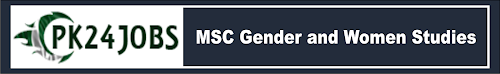 AIOU Solved Assignments 2020 MSC Gender and Women Studies