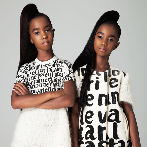 Diddy Shows Off His Cute Daughters In Lovely New Photos