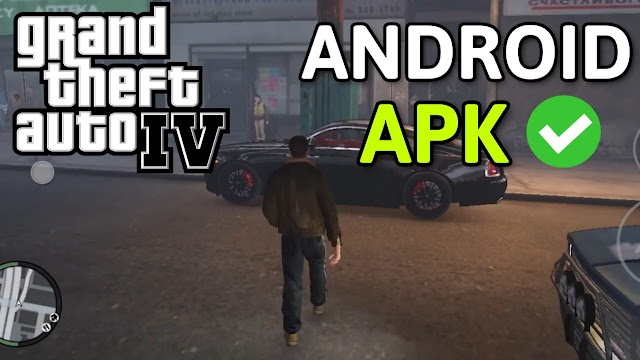 Download GTA 4 Android APK - 220MB for Android Full Game
