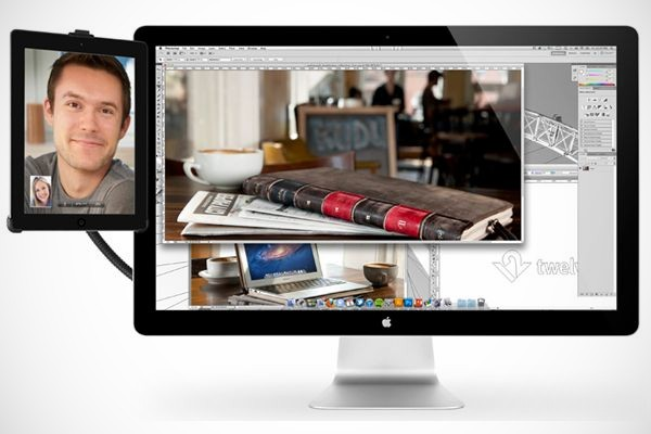 Twelve South HoverBar - Adjustable Mount for iPad 2