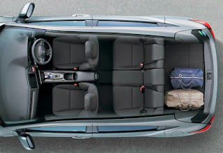 Tampilan Interior Kabin Honda HR-V
