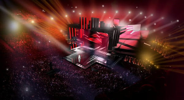 Eurovision Song Contest 2016 - Official Website - BenjaminMadeira