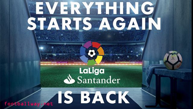 La Liga is officially back as Barcelona and Real Madrid get ready for football return