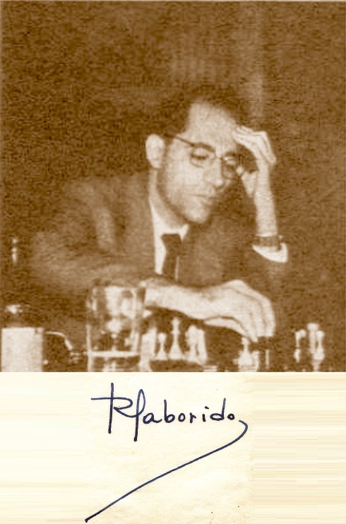 Rafael Saborido Carré en 1948