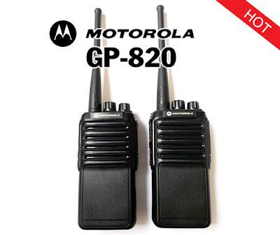 phân phối máy bộ đàm Motorola Gp820 giá rẻ