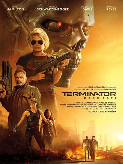 Terminator: Destino oscuro (2019) [TS Screener 720p] [Castellano] [C.Ficcion/Robots