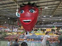 Albury BIG Strawberry   Harris Farm Market