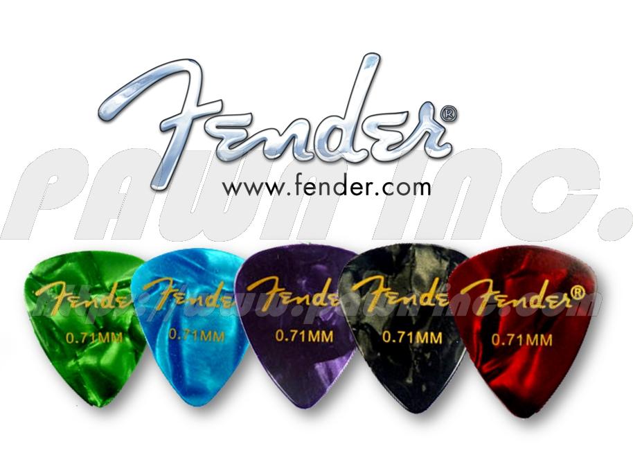 Fender Guitar Picks