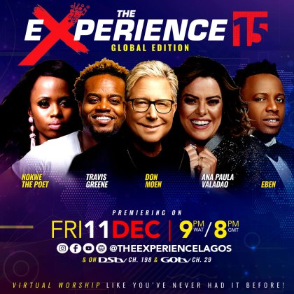 Event: The Experience 2020 – Global Edition