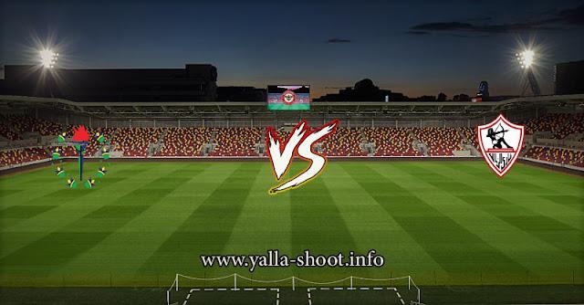 نتيجة مباراة الزمالك وسموحة اليوم الخميس 6-5-2021 يلا شوت الجديد في الدوري المصري