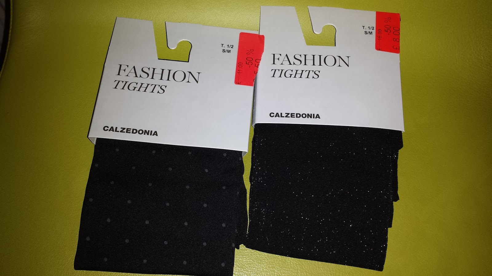 3e0162ef6c91d Anna, Look!: Product review: TWO PAIRS OF TIGHTS (Calzedonia)