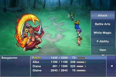 Final Fantasy Dimension