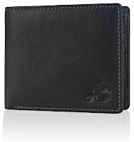 Maddission brown leather wallet by hornbull
