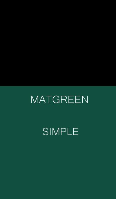 Mat Green