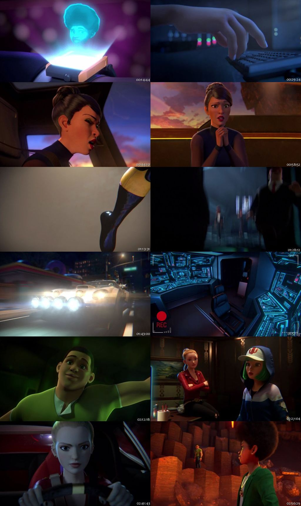 Fast & Furious Spy Racers 2019 All Episodes Season 4 HDRip 720p