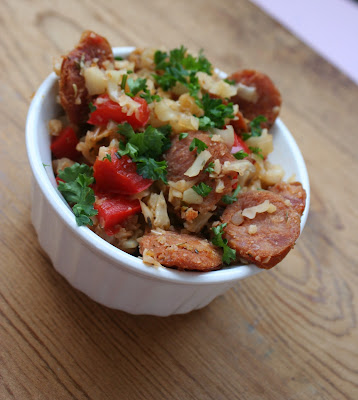 Sweet Luvin' In The Kitchen: Cauliflower Dirty Rice with ...