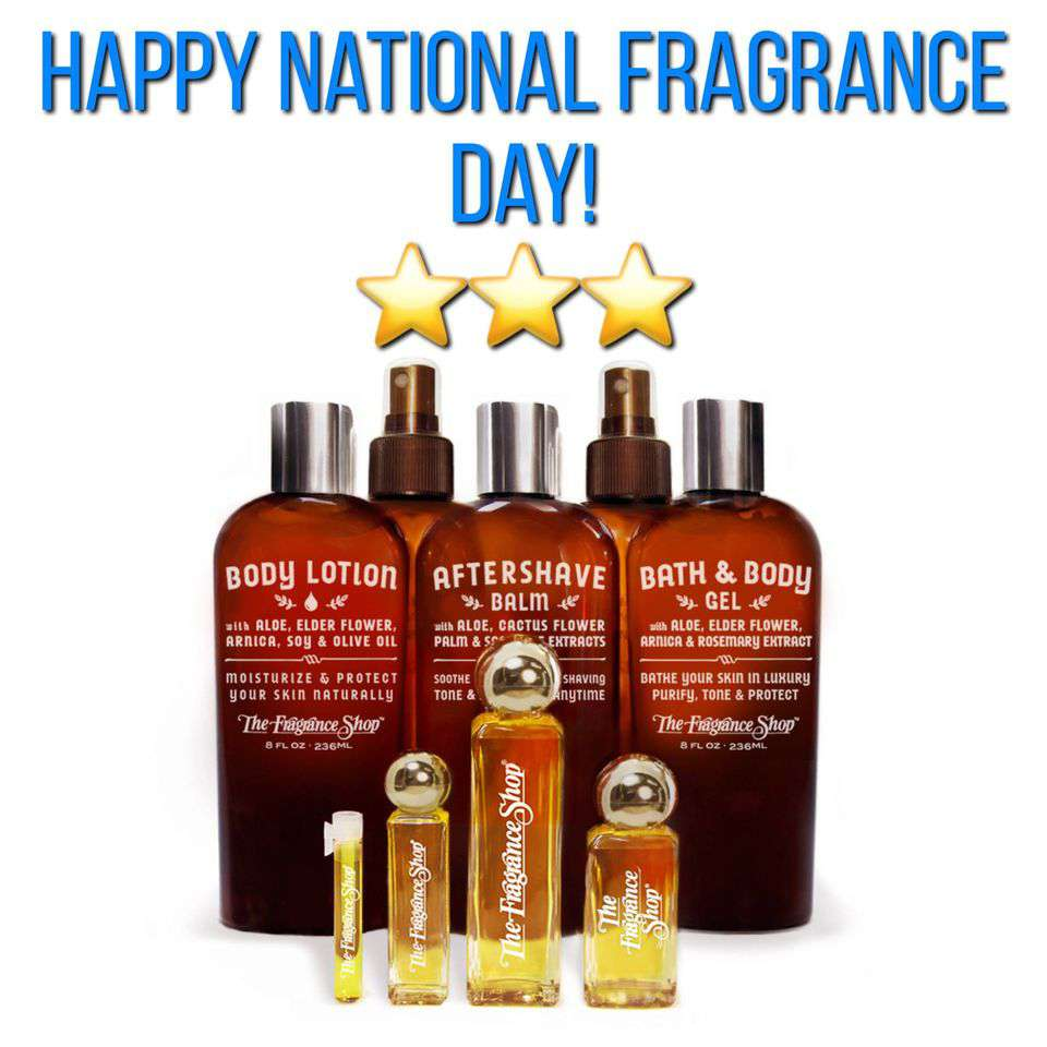 National Fragrance Day Wishes For Facebook