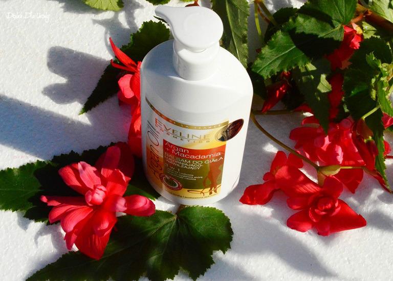 Eveline Argan Oil Balsam do ciała Ujędrniająco-Nawilżający 3w1 Argan i Macadamia recenzja