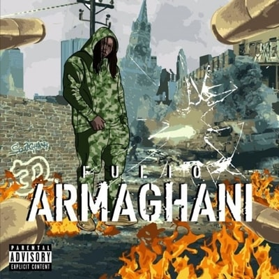 Fulio - Armaghani (2020) - Album Download, Itunes Cover, Official Cover, Album CD Cover Art, Tracklist, 320KBPS, Zip album