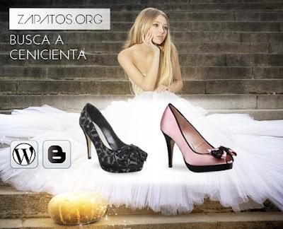 Zapatos.org busca a sus 4 Cenicientas… Puedes ser tu y ganar unos Menbur ¡¡