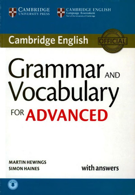 Grammar and Vocabulary for Advanced + Audio