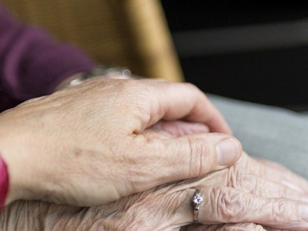 Caring For Your Aging Loved One