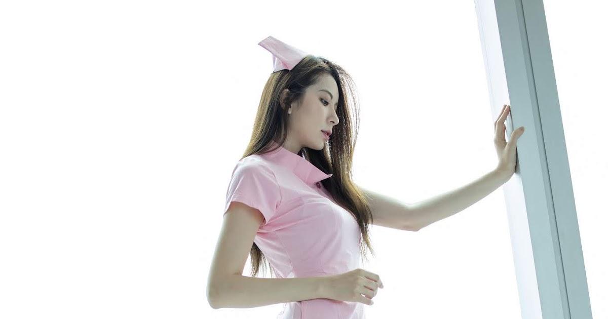 Nữ y tá chân dài sexy phong cách đầy gợi cảm đê mê - Game