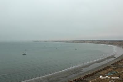 落石 三里浜 ≪Ochiishi Sanri-hama Beach≫