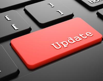 update postingan rutin
