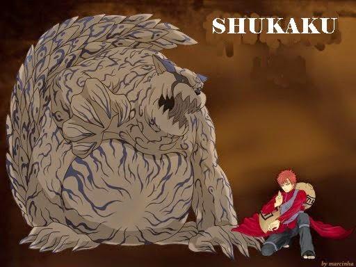 Shukaku Ekor 1