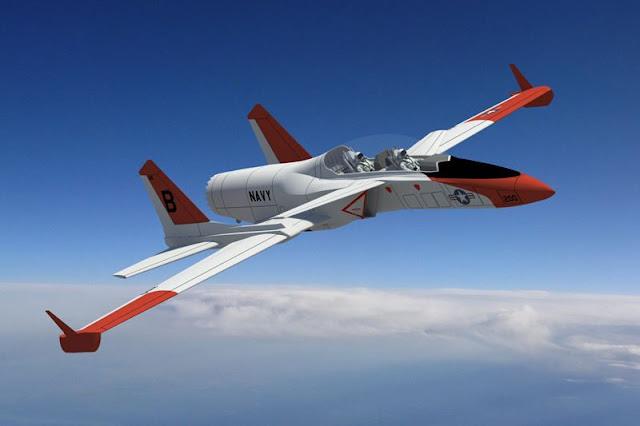Stavatti Navy trainer jet RFI
