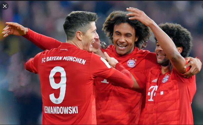 Super Eagles hopeful named among top young stars in Bundesliga