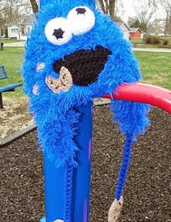 http://www.ravelry.com/patterns/library/cookie-muncher-hat--cookie-monster-inspired