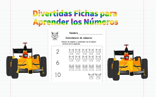 preescolar,aprender,matematicas,material didactico