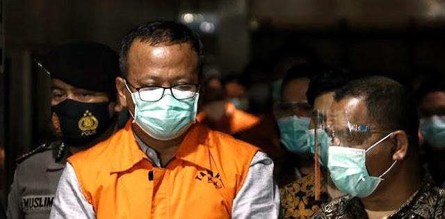 Buntut Penangkapan Edhy Prabowo, Saiful Anam: Awal Kehancuran Gerindra