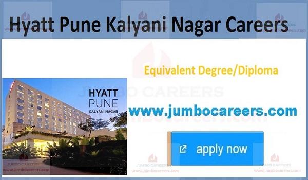 latest jobs in Pune Kalyani Nagar ,