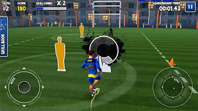 Freestyle Football 3D MOD APK