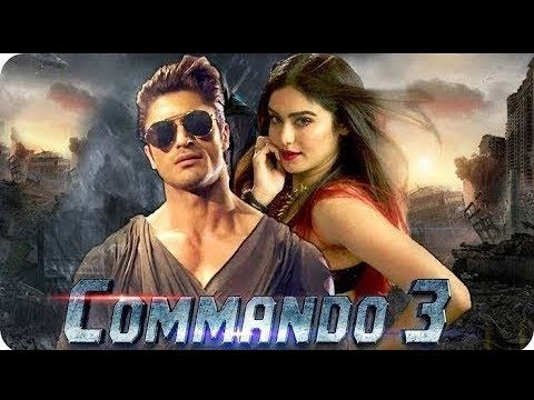 Commando 3 Full Movie Download In Mp4 720p Hd Free Movies Download Bolly Bazaar