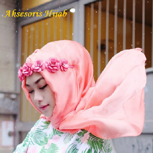 7 pilihan aksesoris hijab untuk sehari-hari dan hari raya