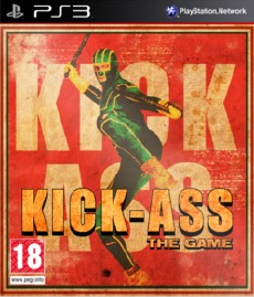 Kết quả hình ảnh cho Kick-Ass cover ps3