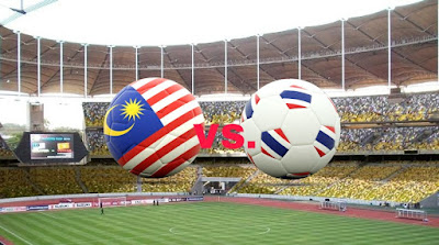 Live Streaming Malaysia vs Thailand Piala AFF Suzuki 1.12.2018
