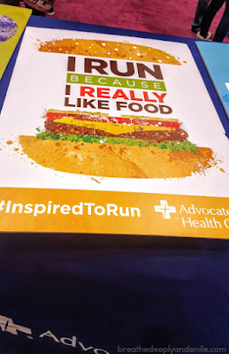 chicago-marathon-2015-advoate-health-food