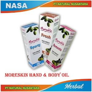 Moreskin Hand & Body Oil
