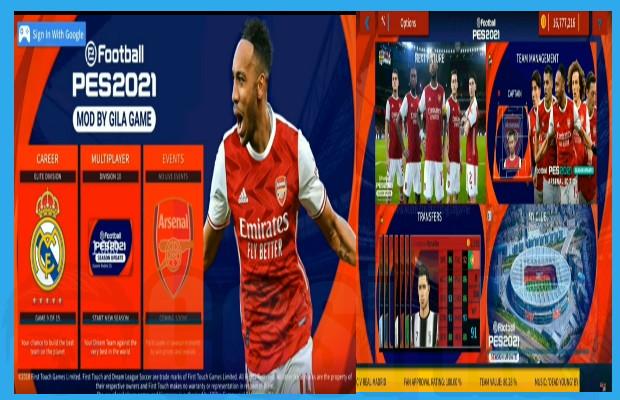 DLS 2021 Mod Arsenal FC Update Terbaru Data & Obb
