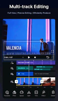 aplikasi edit video vn editor video