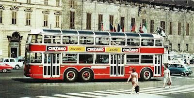 Bus due piani Torino