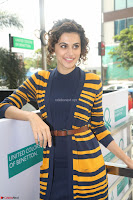 Taapsee Pannu looks super cute at United colors of Benetton standalone store launch at Banjara Hills ~  Exclusive Celebrities Galleries 048.JPG
